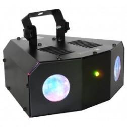 Beamz Sphinx Lazer + LED Double Moon