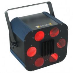 Beamz Acis LED 6-Way Effect 9W