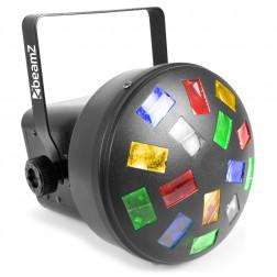 BeamZ Mini Mushroom LED αυτόνομο φωτορυθμικό για πάρτυ, εκδηλώσεις και εγκαταστάσεις φωτισμού