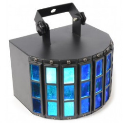 Beamz Butterfly 3x3W LED RGB 24Beams