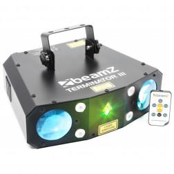 BeamZ Terminator III LED double
