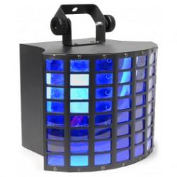 Beamz  MultiRadiant 5x 3W RGBAW LEDs DMX Display