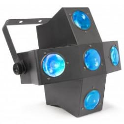 Beamz MultiTrix 320 RGBAW LEDs DMX Display