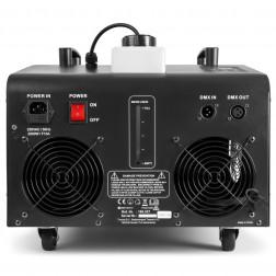 BeamZ SB2000LED Μηχανή Παραγωγής Φυσαλίδων με Καπνό και πολύχρωμα RGB LEDs