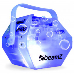 BeamZ B500LED μηχανή για φούσκες LED RGB