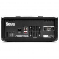 Power Dynamics PDM-C805A επαγγελματική κονσόλα 8 καναλιών με ενσωματωμένο ενισχυτή, USB και Bluetooth