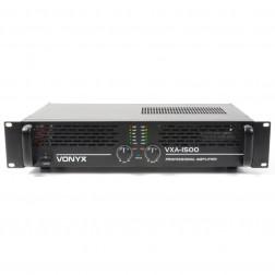 Vonyx PA Amplifier VXA-1500 2x750W