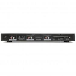 Fenton VX2USB διπλό player με Λειτουργία Εγγραφής και Bluetooth USB/SD mp3 player