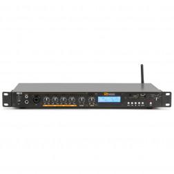 Power Dynamics PDC75 συσκευή αναπαραγωγής MP3 USB / SD και Bluetooth με ραδιόφωνο και εγγραφέα