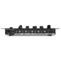 Vonyx STM3025 4-Channel Mixer USB/MP3/BT μίκτης 4 καναλιών με εισόδους line/phono και MP3 player