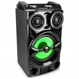 "Fenton LIVE102 Party Station Ολοκληρωμένο Ηχοσύστημα με ραδιόφωνο FM 10"" 300W με SD/ USB/ Bluetooth"