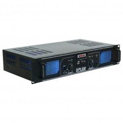 Πλήρες Hi-Fi πακέτο ήχου με Ενισχυτή USB Mp3, Ηχεία και Καλώδιo σύνδεσης