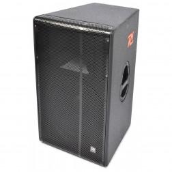 "Power Cafe Bar Set 101 Power Dynamics Επαγγελματικό Σέτ Ήχου με δύο 15"" Παθητικά Ηχεία 500W και ένα Τελικό Ενισχυτή 2x450 Watt"