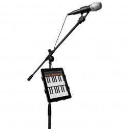Power Dynamics iPad Holder Microphone Stand