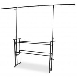 Vonyx stand για φώτα κονσόλα truss complete system All-in One Pro Disco Stand