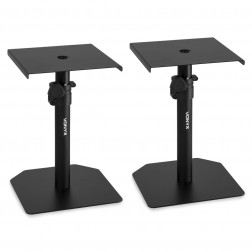 Vonyx SMS10 Studio Table Stand Επιτραπέζιες Βάσεις για Ηχεία Monitor - Ζεύγος
