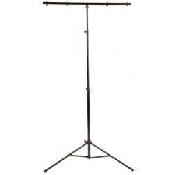 BeamZ Light Stand 2.6m T-Bar 25kg