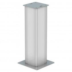 BeamZ Professional P30 Tower επαγγελματική βάση με τράσα ιδανική για φώτα με λευκά καλύμματα lycra 1m