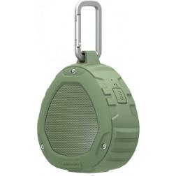 Nillkin S1 PlayVox Φορητό Ασύρματο Ηχείο Bluetooth με επαναφορτιζόμενη μπαταρία Green