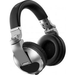 Pioneer HDJ-X10 SLV High-end επαγγελματικά ακουστικά Dj σε χρώμα Silver