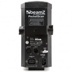 BeamZ PocketScan LED