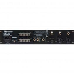 Power Dynamics PDV240Z 240W/100V επαγγελματικός ενισχυτής 4 ζωνών