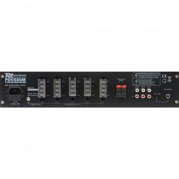 Power Dynamics PDV550M επαγγελματικός ενισχυτής εγκαταστάσεων 5 ζωνών εξόδου ήχου