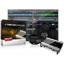 Traktor Scratch A10 Native Instruments
