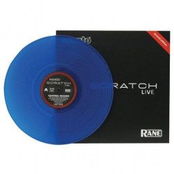 SERATO SCRATCH LIVE - REPLACEMENT VINYL μπλε blue