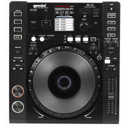 GEMINI CDJ 700 Media Player CD / USB / SD