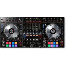 Pioneer DDJ-SZ2 controller 4 καναλιών συμβατό με Serato DJ