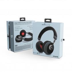 Energy Sistem BT SMART 6 VOICE ASSISTANT Βοηθός συμβατός με Google/Siri TITANIUM bluetooth Ακουστικά