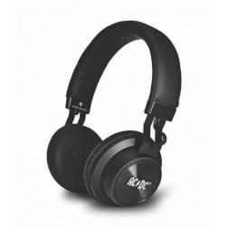 iDance ACDC BLUE 301 Ασύρματα ακουστικά με bluetooth σε μαύρο χρώμα