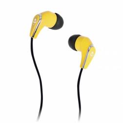 iDance SLAM 30 Ακουστικά -Κίτρινα