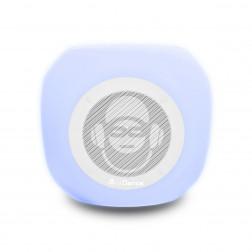 iDance Led Cube LC100 Bluetooth  φορητό ηχείο έλεγχος εξωτερικού χώρου με μπαταρία και LED με χρώματα και τηλεχειριστήριο