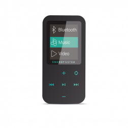 Energy MP4 Touch Bluetooth Mint (8 GB, in-ear earphones, radio FM, microSD)