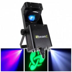 Beamz LED Wildflower Επαγγελματικό Scanner ρομποτικό φωτιστικό εφέ RGBW LED με Gobo