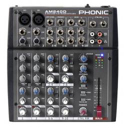 PHONIC AM 240D Mixer