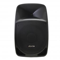 Fenton FT1500A Αυτοενισχυόμενο ηχείο ισχύος 350 Watt με Bluetooth 15'' MP3 και φωτισμό LED