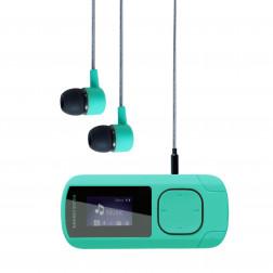 Energy Sistem MP3 Clip Mint (8 GB, Clip, FM Radio and microSD)