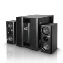LD Systems Dave 8 XS φορητό αυτοενισχυόμενο PA System