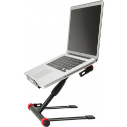 Magma Vektor DJ laptop stand με περιστρεφόνη βάση κεφαλής 360 και πτυσσόμενο μπράτσο σε ύψος