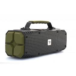 DreamWave Survivor φορητό ηχείο Bluetooth με φακό SOS, IPX5 αδιάβροχο, Hands Free, Powerbank και σύστημα εκκίνησης μπαταρίας αυτοκινήτου