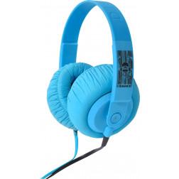 iDance SDj 650 ακουστικά σε μπλέ χρώμα