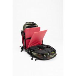 """Magma DIGI DJ-BACKPACK universal τσάντα πλάτης σε χρώμα παραλλαγής """"BATTLE AVE"""" edition"""