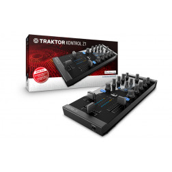 Kontrol Z1 Native Instruments Δωρεάν το Traktor Pro Full