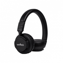 Veho ZB5 On Ear Ασύρματα Αναδιπλούμενα Ακουστικά Bluetooth Handsfree με μικρόφωνο για τηλεφωνικές κλήσεις