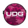 UDG headphone bag digi pink camo