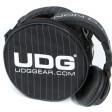 UDG Headphone bag black stripe