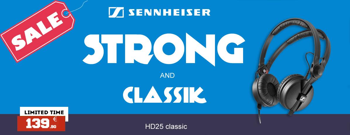 Sennheiser HD25